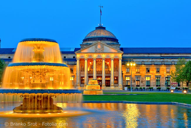 Sehenswürdigkeiten In Wiesbaden Das Finden Sie In Rhein Main Nur Hier
