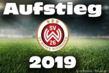 SVWW Aufstieg 2. Liga