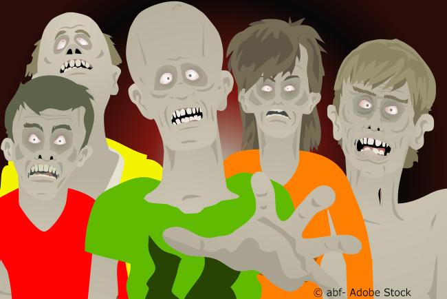 Zombie-Apokalypse